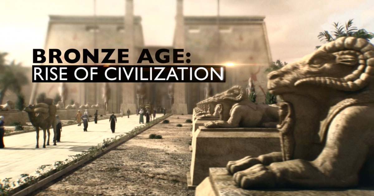 A Curious World: The Bronze Age Produced and animated by Pixeldust Studios